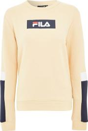 Womens Crew Neck Jumper By Fila