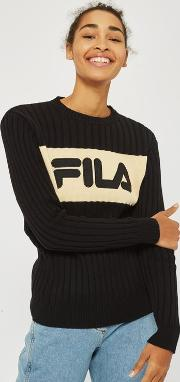 Womens Crew Neck Knitted Jumper