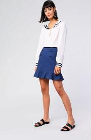 Nautical Blouse
