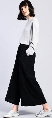 Shimmer Pleated Trousers
