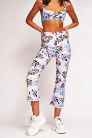 Lilac Astrology Jeans