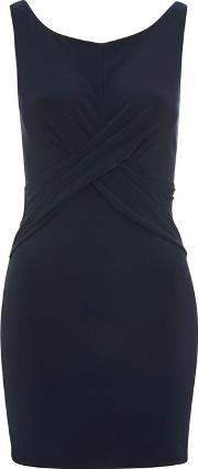 Womens Twist Front Dress By Love