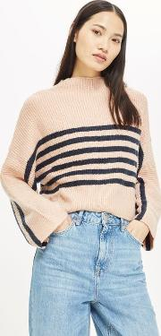 Womens Striped Jumper By