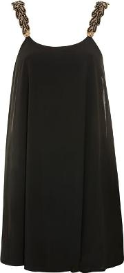 Womens Embellished Strap Cami Dress By Oh My Love