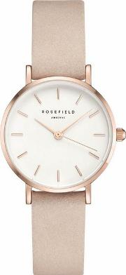 The Small Edit Soft Pink Watch