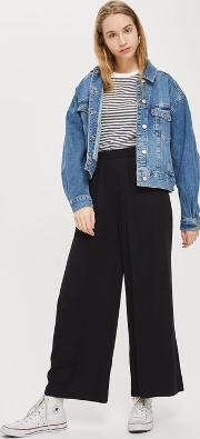 Womens Wide Leg Trousers By