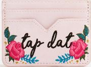 Womens Tap Dat Card Holder By Skinnydip