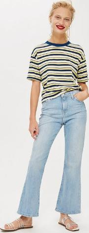 Bleach Dree Cropped Jeans