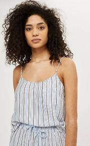 Brushed Stripe Camisole Top