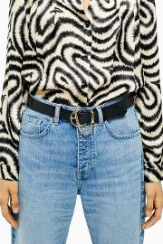 Crocodile Chain Belt