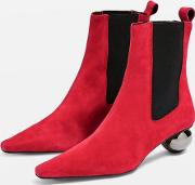 Magician Ankle Boots