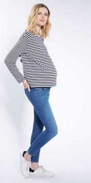 Maternity Under The Bump Leigh Jeans