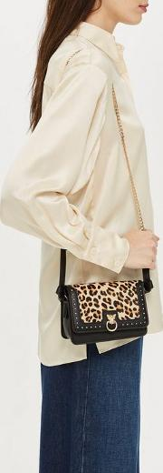 Panther Pony Cross Body Bag