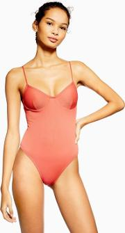 Ribbed Cami One Piece