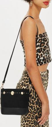 Stud Bucket Bag