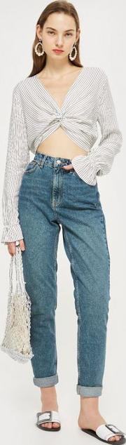 Tall Authentic Mom Jeans