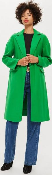 Tall Relaxed Overcoat
