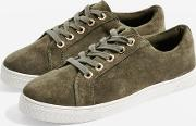 Wide Fit City Drench Trainers
