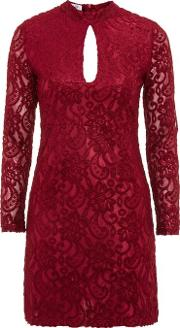 Womens Just A Thought Mini Dress By Wyldr