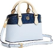 Robinson Color Block Top Handle Mini Bag