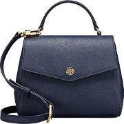 Robinson Small Top Handle Satchel