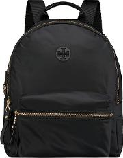 Tilda Nylon Zip Backpack