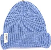 Classic Merino Hat In Denim Blue