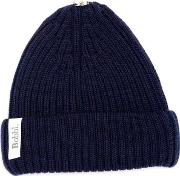 Classic Merino Hat In Navy