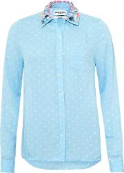 Proud Blouse In Air Blue