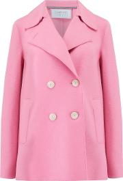 Peacoat In Candy Pink