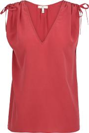 Alisha Camisole In Coulis Pink