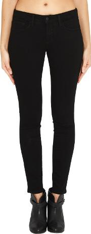 Chantal Skinny Jean In Noir