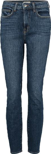 High 10 Skinny Jeans In Classic Vintage