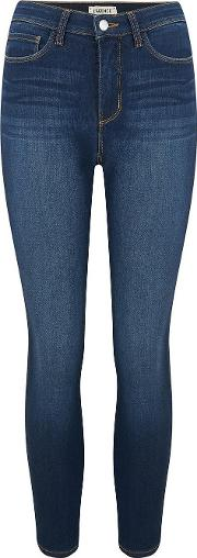 Margot Skinny Jean In Baltic
