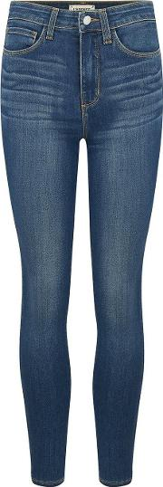 Margot Skinny Jean In Neptune