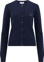 Amore Cardigan In Navy