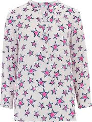 Stanford Blouse In Primrose Stars