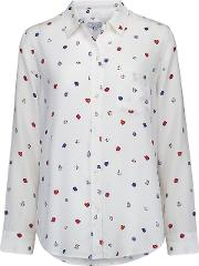 Kate Shirt In Gemstones