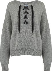 Olivia Jumper In Heather Grey