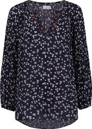 Bessy Blouse In Midnight