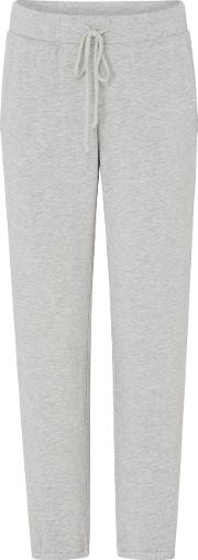 Thea Trousers In Heather Grey