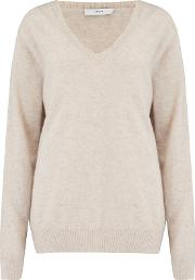 Weekend V Neck Jumper In H Dove