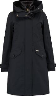 Galena 3 In 1 Down Parka In Black