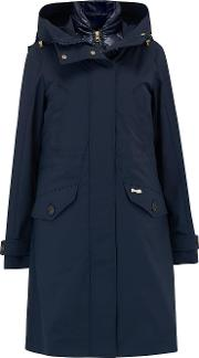 Galena 3 In 1 Down Parka In Navy