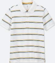 Shop Uniqlo Polo T Shirt For Kids Obsessory