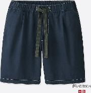Men J.w.anderson Relaxed Chino Shorts