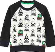 Toddler Thomas & Friends Long Sleeve Pullover Black Age12 18m 80