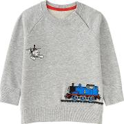 Toddler Thomas & Friends Long Sleeve Pullover Light Gray Age18 24m 90