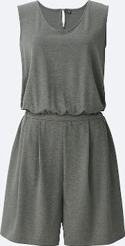 Women Easy Care Playsuit