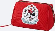 Women Olympia Le Tan X Disney Pouch Red No Control